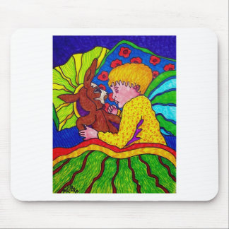 Childhood Dreams by Piliero Mouse Pad