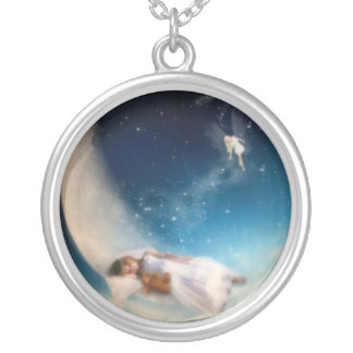 Childhood Dreams Silver Plated Necklace