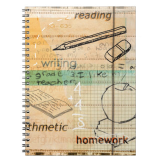 Childhood Education Montage Notebook