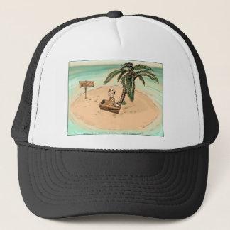 Childhood Entreprepneur Funny Cartoon Gifts & Tees Trucker Hat