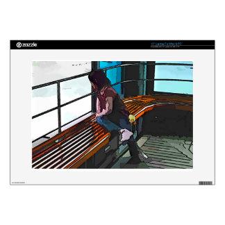 Childhood Ferry Ride Laptop Skins