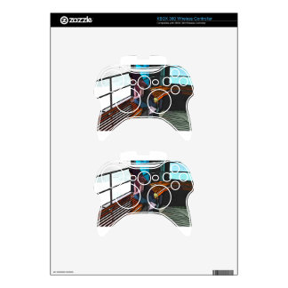 Childhood Ferry Ride Xbox 360 Controller Skin