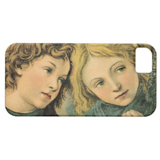 Childhood Friends Vintage Print iPhone 5 Cover