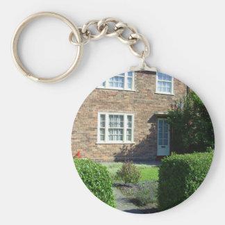 Childhood home of Paul McCartney Key Chains