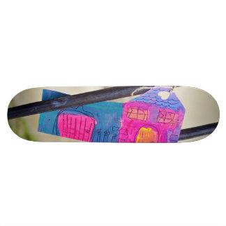 Childhood home skate board decks