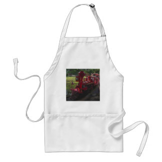Childhood Memories Adult Apron