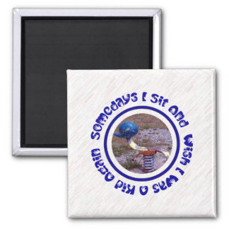 Childhood Memories Collection Magnet
