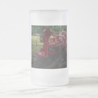 Childhood Memories Frosted Glass Beer Mug