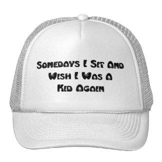 Childhood Memories Hat