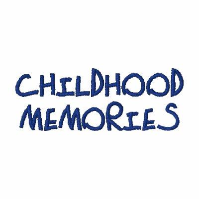 Childhood Memories Men's Embroidered Jacket