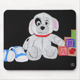 Childhood Memories Mouse Pad