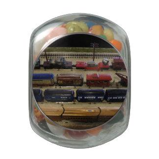 Childhood Memory Glass Jars