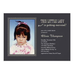 Funny Bridal Shower Invitations Announcements Zazzle