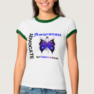 Childhood Stroke Advocate Awareness T-Shirt