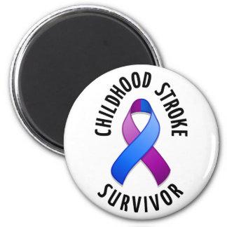 Childhood Stroke Survivor Magnet