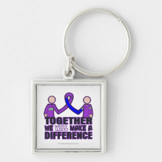 Childhood Stroke Together We Will Make A Differenc Keychain