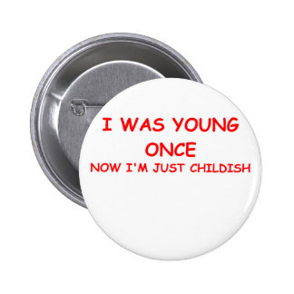 childish buttons