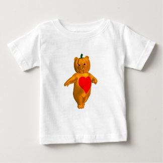Childish Halloween Teddy Bear Baby T-Shirt
