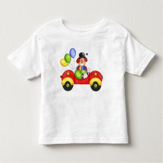"Childish t-shirt ""motorized Palhacinho """