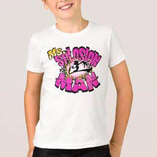 "Childish t-shirt ""Ms. Splosion Man """