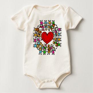 children1 baby bodysuit