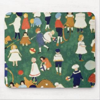 Children, 1908 mousepad