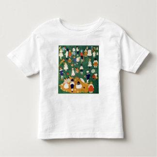 Children, 1908 toddler t-shirt