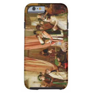 Children acting the 'Play Scene', Act II, Scene ii Tough iPhone 6 Case