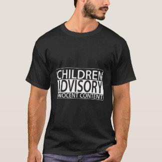 Children Advisory T-Shirt