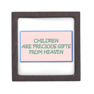 Children are precious gifts from Heaven Gift Box