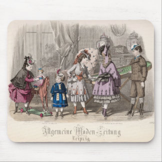 Children at Play Mouse Pad