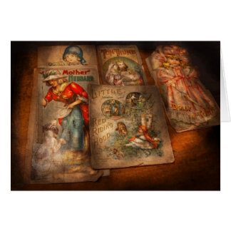 Children - Books - Fairy tales Greeting Card
