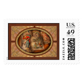 Children - Books - Fairy tales Postage Stamps