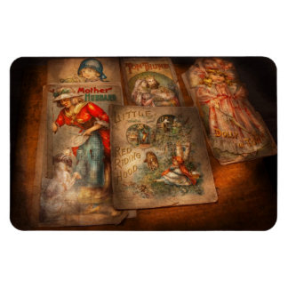 Children - Books - Fairy tales Flexible Magnet
