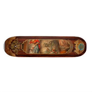 Children - Books - Fairy tales Skateboard Deck