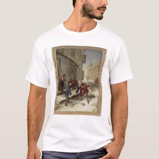 Children Chasing a Rat T-Shirt