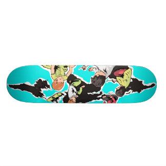 Children Creation Skateboard Deck