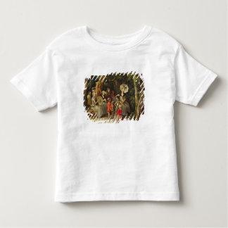 Children Dancing Toddler T-shirt