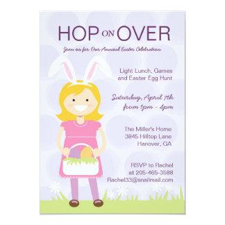 Children Easter Egg Hunt  Invitations
