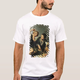 Children Eating a Pie, 1670-75 T-Shirt