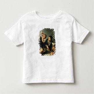Children Eating a Pie, 1670-75 Toddler T-shirt