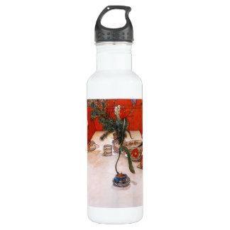 Children Eating Supper Stainless Steel Water Bottle