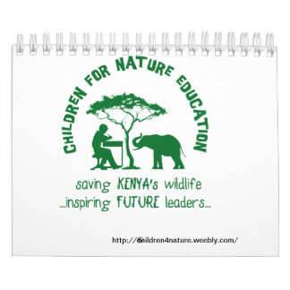 CHILDREN FOR NATURE CALENDERS CALENDAR