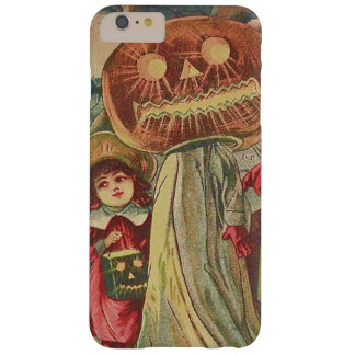 Children Ghost Jack O' Lantern Pumpkin Barely There iPhone 6 Plus Case