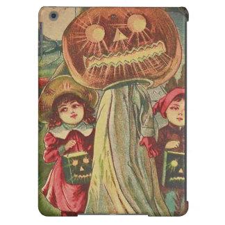 Children Ghost Jack O' Lantern Pumpkin iPad Air Cases