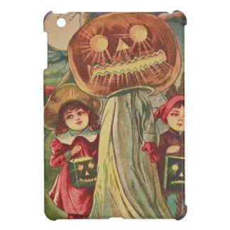 Children Ghost Jack O' Lantern Pumpkin iPad Mini Cases