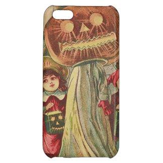 Children Ghost Jack O' Lantern Pumpkin iPhone 5C Case