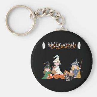 Children � Halloween - Keychain