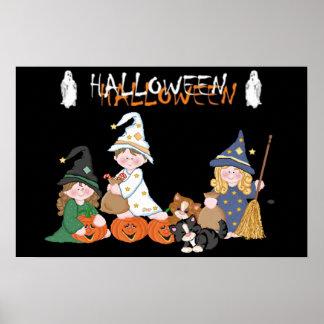 Children � Halloween - Posters
