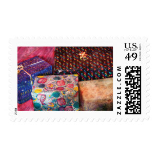 Children - Happy Birthday Stamps